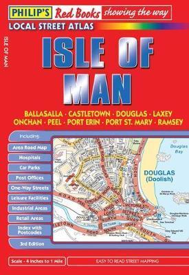 Philip's Red Books Isle of Man