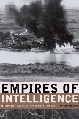 Empires of Intelligence by Martin Thomas image