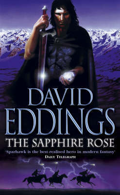 The Sapphire Rose (The Elenium #3) by David Eddings