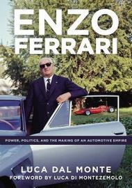Enzo Ferrari by Luca Dal Monte
