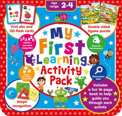 All in One - My First Learning Pack image