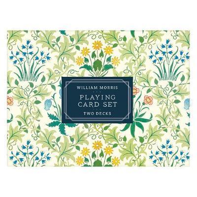 Galison: Playing Card Set - William Morris