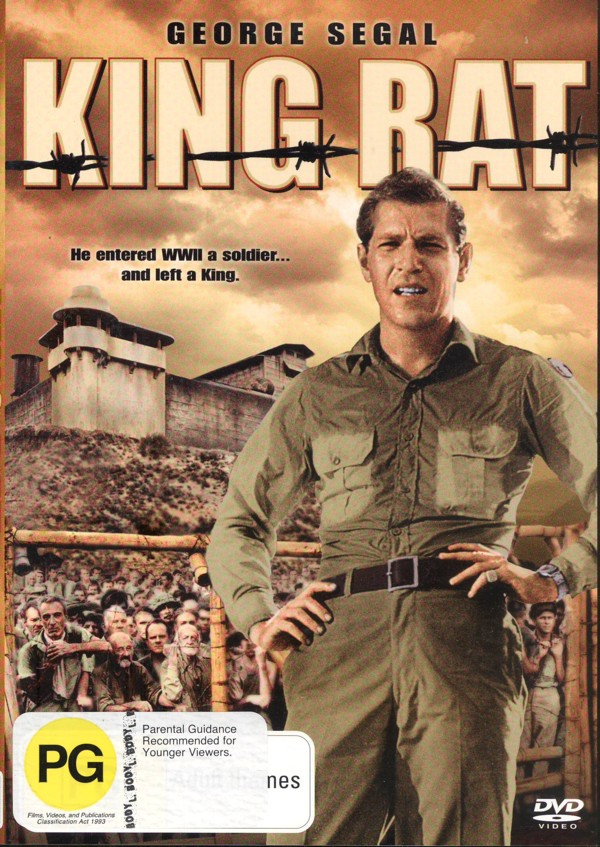 King Rat on DVD image