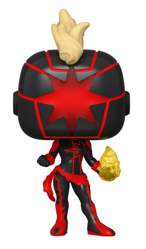 Captain Marvel: Dark Captain Marvel - Pop! Vinyl Figure