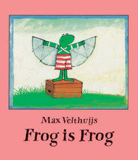 Frog is Frog by Max Velthuijs image