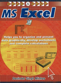 MS Excel by Davinder Singh Minhas image