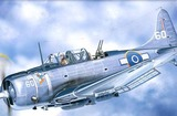 Italeri SBD-5 Dauntless - 1:48 Model Kit