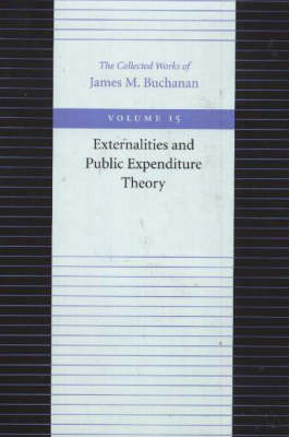 The Externalities and Public Expenditure Theory by James M Buchanan