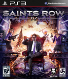 Saints Row IV (UNCUT) for PS3