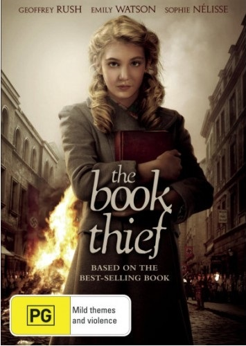 The Book Thief on DVD