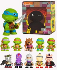Teenage Mutant Ninja Turtles Mini Vinyl Figure (Blind Assortment)