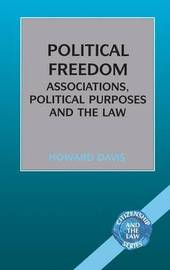 Political Freedom by Howard Davis image