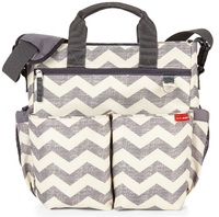 Skip Hop: Duo Signature Diaper Bag - Chevron