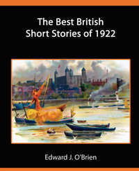 The Best British Short Stories of 1922 by Edward J. O'Brien image