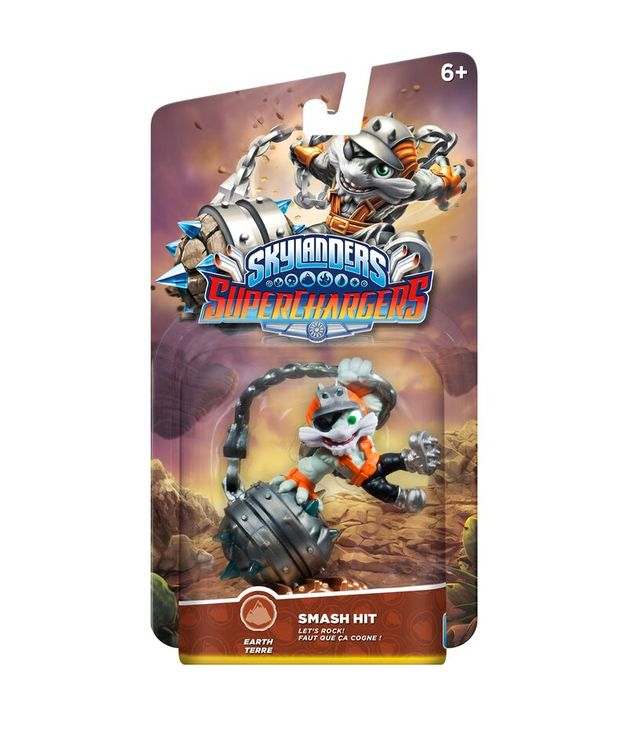 Skylanders Superchargers Character Smash Hit All Formats