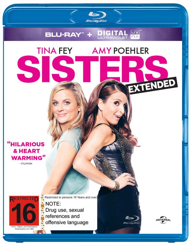 Sisters on Blu-ray
