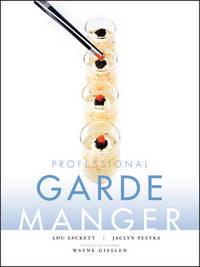 Professional Garde Manger by Wayne Gisslen image