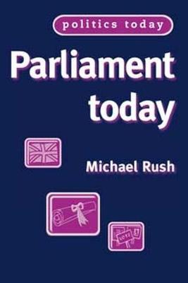 Parliament Today by Michael Rush image