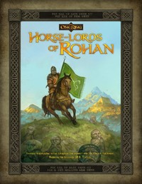 The One Ring RPG: Horse Lords of Rohan image