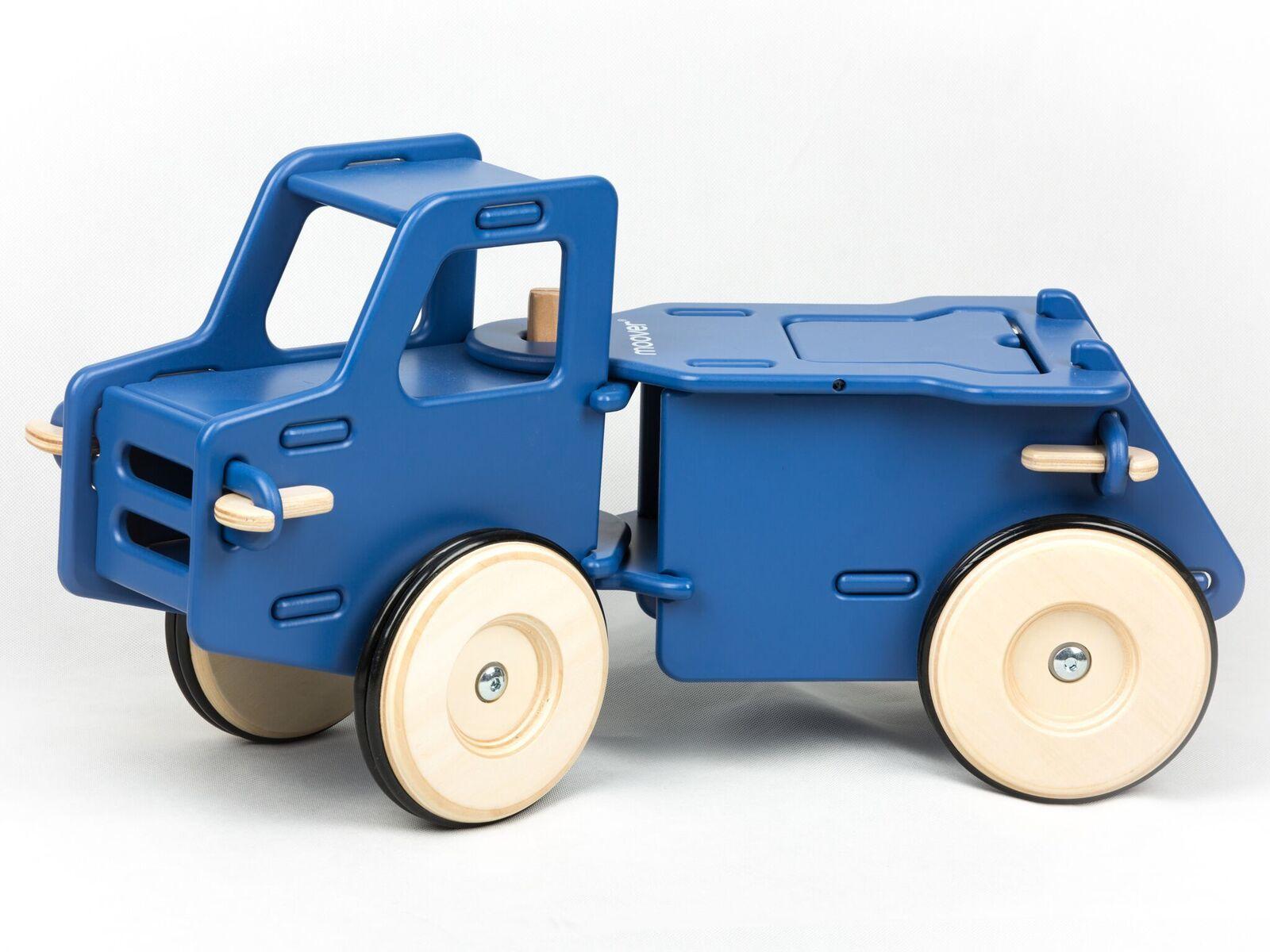 Moover: Dump Truck - Navy image