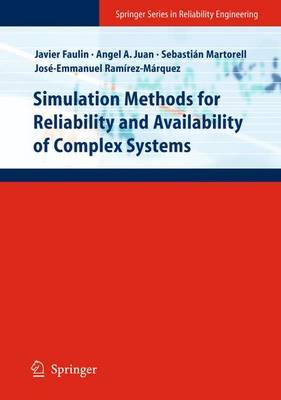 Simulation Methods for Reliability and Availability of Complex Systems image
