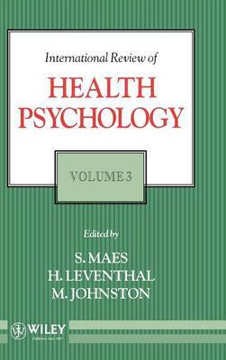 International Review of Health Psychology by S. Maes image