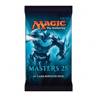 Magic The Gathering : Masters 25 Single Booster (15 Cards)