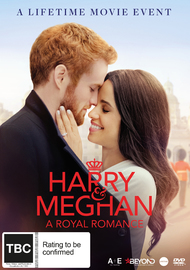 Harry & Meghan: A Royal Romance on DVD
