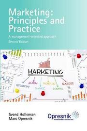 Marketing by Svend Hollensen