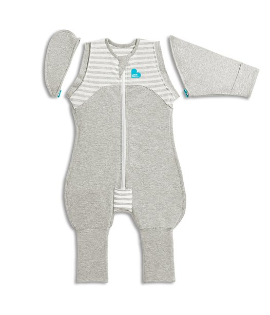 Swaddle UP Transition Suit 1.0 Tog - Grey (XL)
