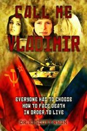 Call Me Vladimir by E Scott Ryan image