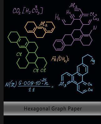 Hexagonal Graph Paper by Latte Notebooks