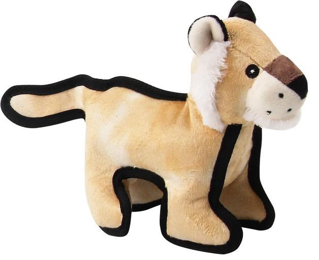 Pawise: Tuff Toy - Tiger