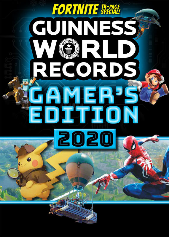 Guinness World Records Gamer's Edition 2020 by Guinness World Records