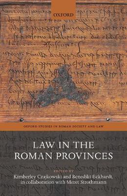 Law in the Roman Provinces
