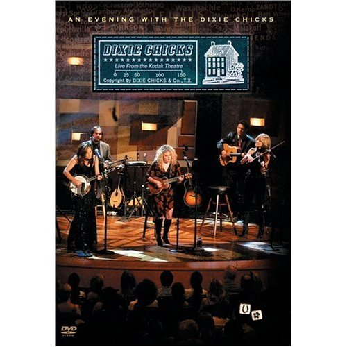 An Evening With The Dixie Chicks - Live From The Kodak Theatre on DVD image