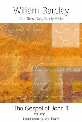 The Gospel of John: v.1 by William Barclay image