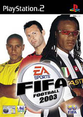 FIFA 2003 for PlayStation 2