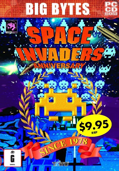 Space Invaders Anniversary for PC Games