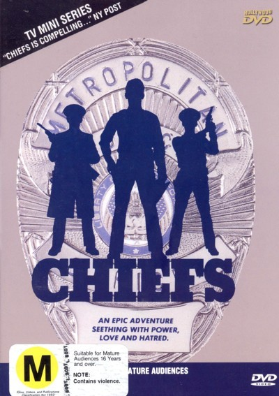 Chiefs on DVD