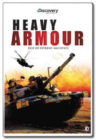 Best of Extreme Machines: Heavy Armour (2 Disc Set) on DVD