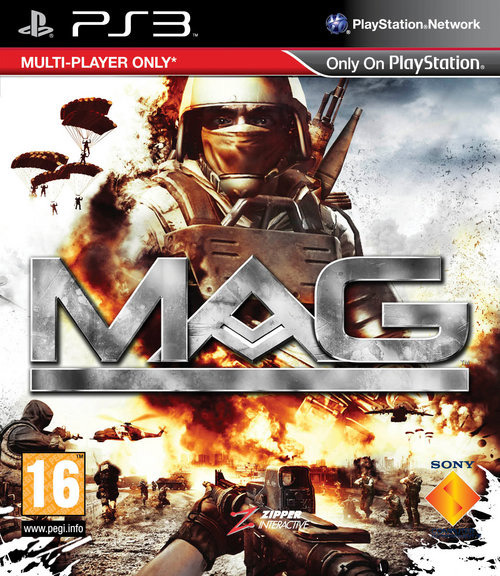 MAG for PS3
