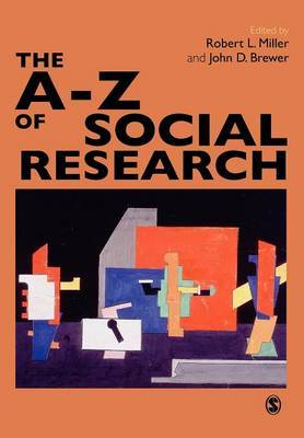 The A-Z of Social Research image