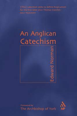 An Anglican Catechism by Norman image