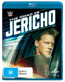 WWE - The Road Is Jericho on Blu-ray