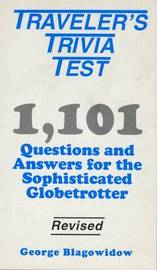 Traveller's Trivia Test by George Blagowidow image