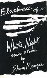 Blackness of a White Night by Sherry Mangan image