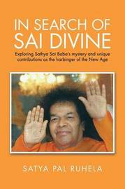 In Search of Sai Divine by Satya Pal Ruhela image