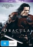 Dracula Untold on DVD