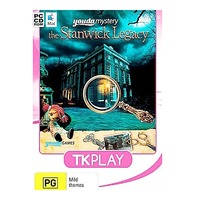 Youda Mystery: The Stanwick Legacy (TK play) for PC Games